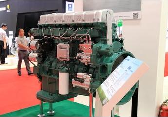 一汽CA6DM2-42E51发动机