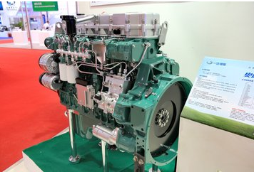 一汽CA6DL2-35E5�l��C