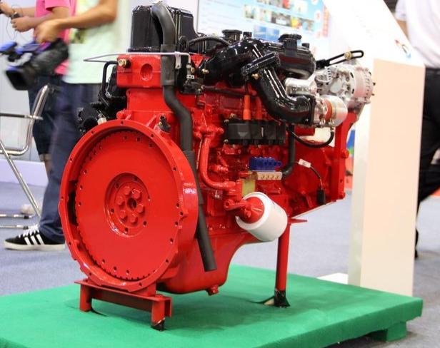 朝柴CY4102-N5D发动机