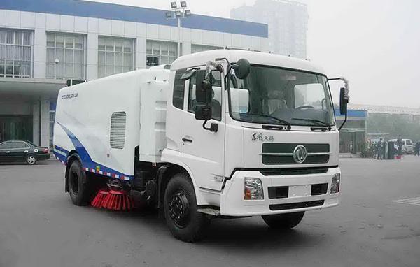 道路清扫车的选择也需要结合实际的应用