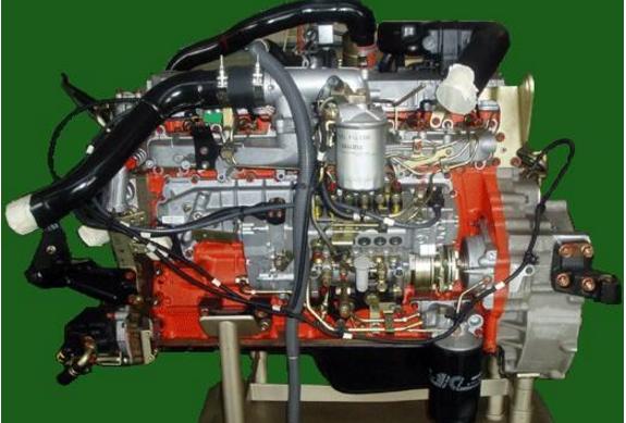 庆铃五十铃4HK1-TC50发动机