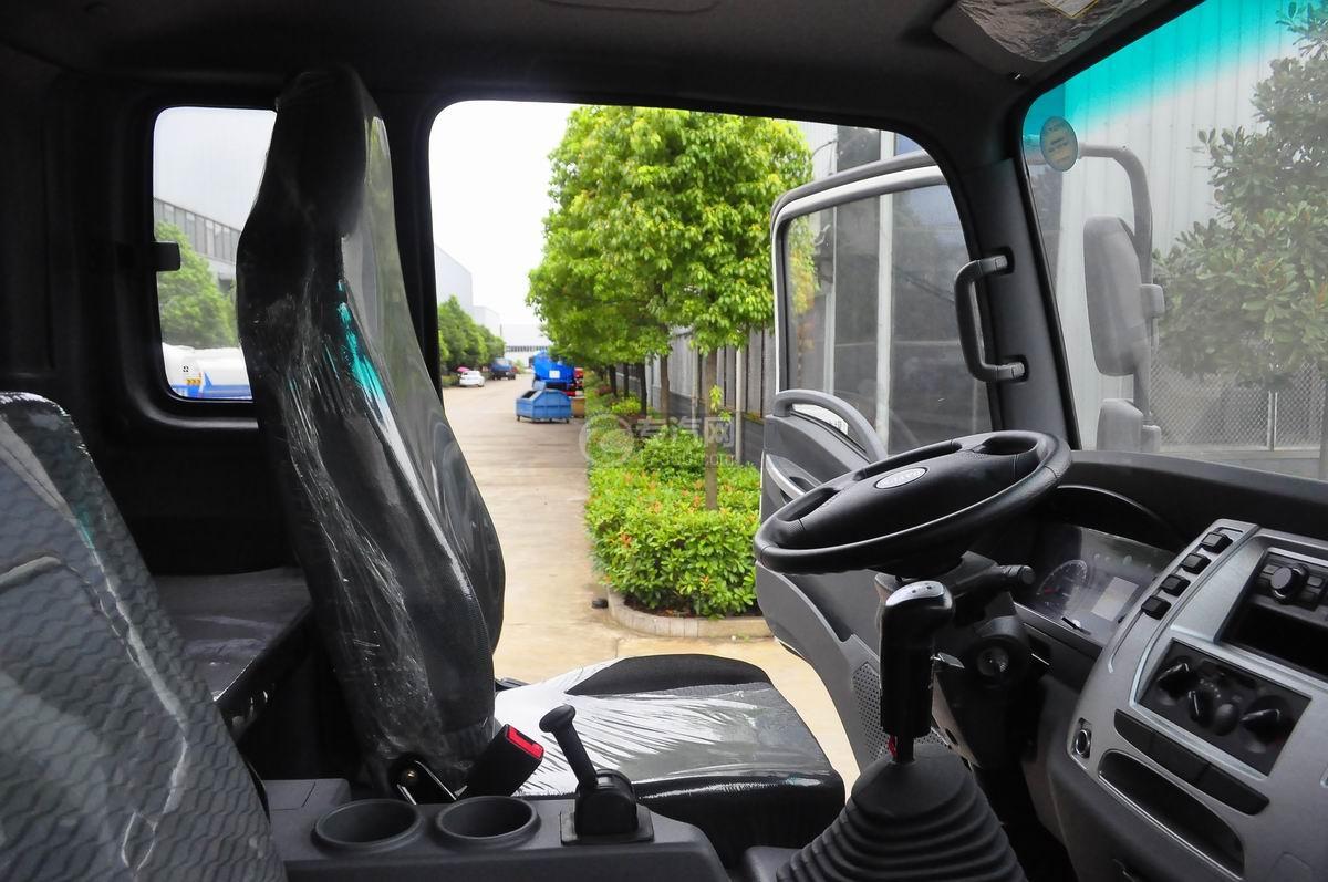 大運奧普力排半國五攪拌車主駕駛座椅