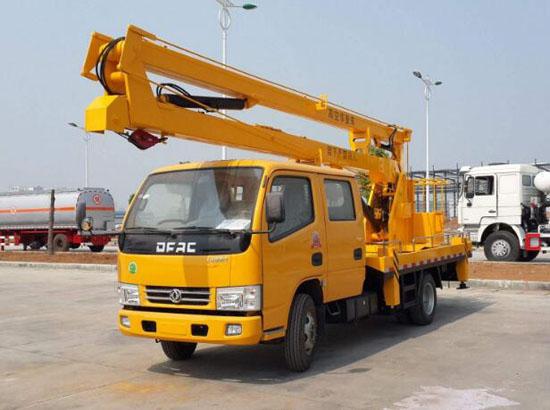 高空作业车的稳定性应符合哪些安全技术规定