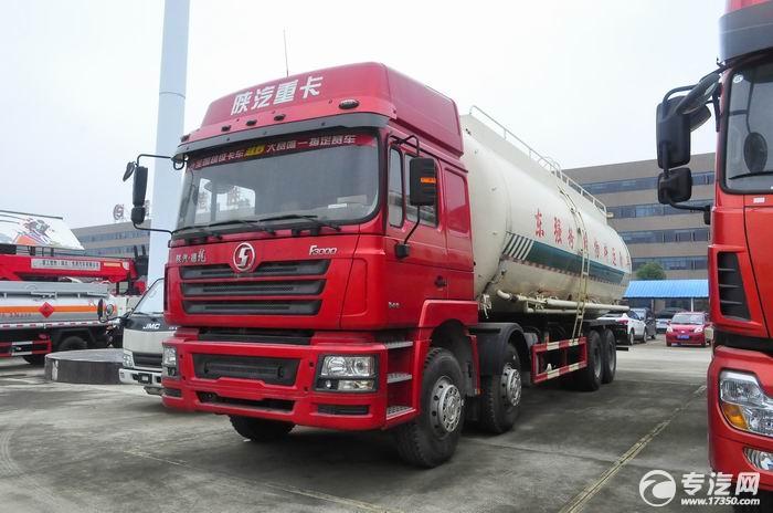 散装水泥运输车定义及分类