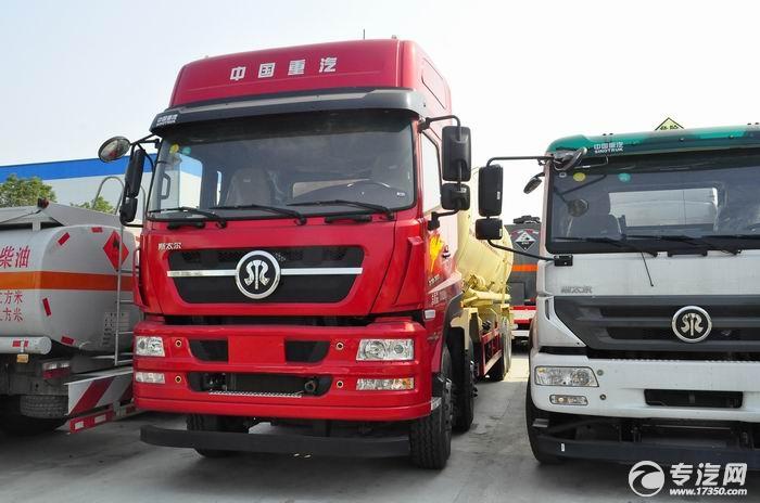 散装水泥运输车国内外产业、技术现状