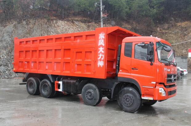 东风系列自卸车常见故障的原因和检修方法