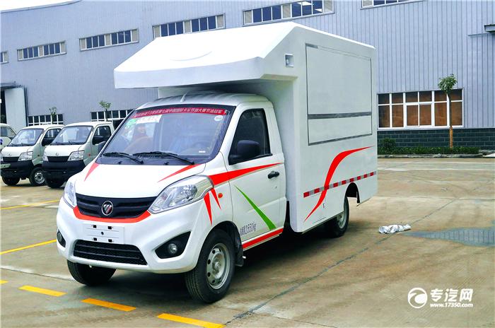 售貨車發展產業技術現狀
