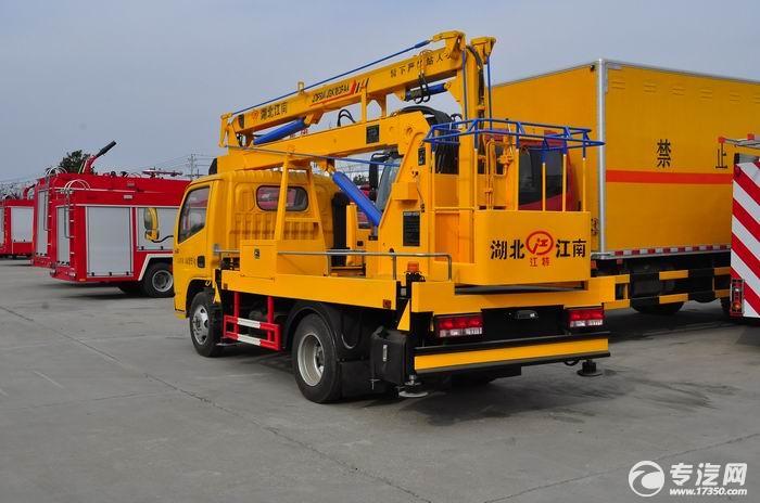 东风小多利卡双排16米高空作业车