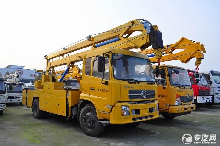 东风天锦18米高空作业车