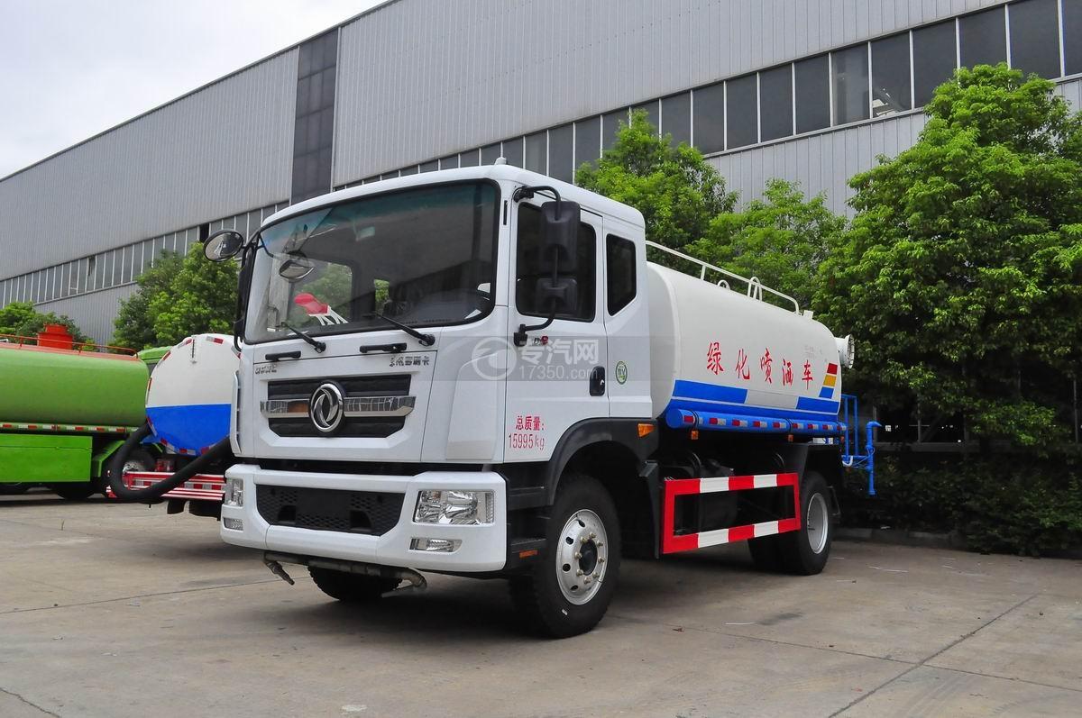 东风多利卡D9绿化喷洒车图片