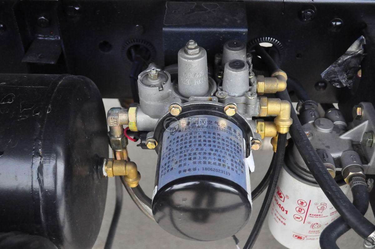 大运奥普力4.6立方洒水车集成式空气处理单元