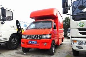 凱馬售貨車(橙色)圖片