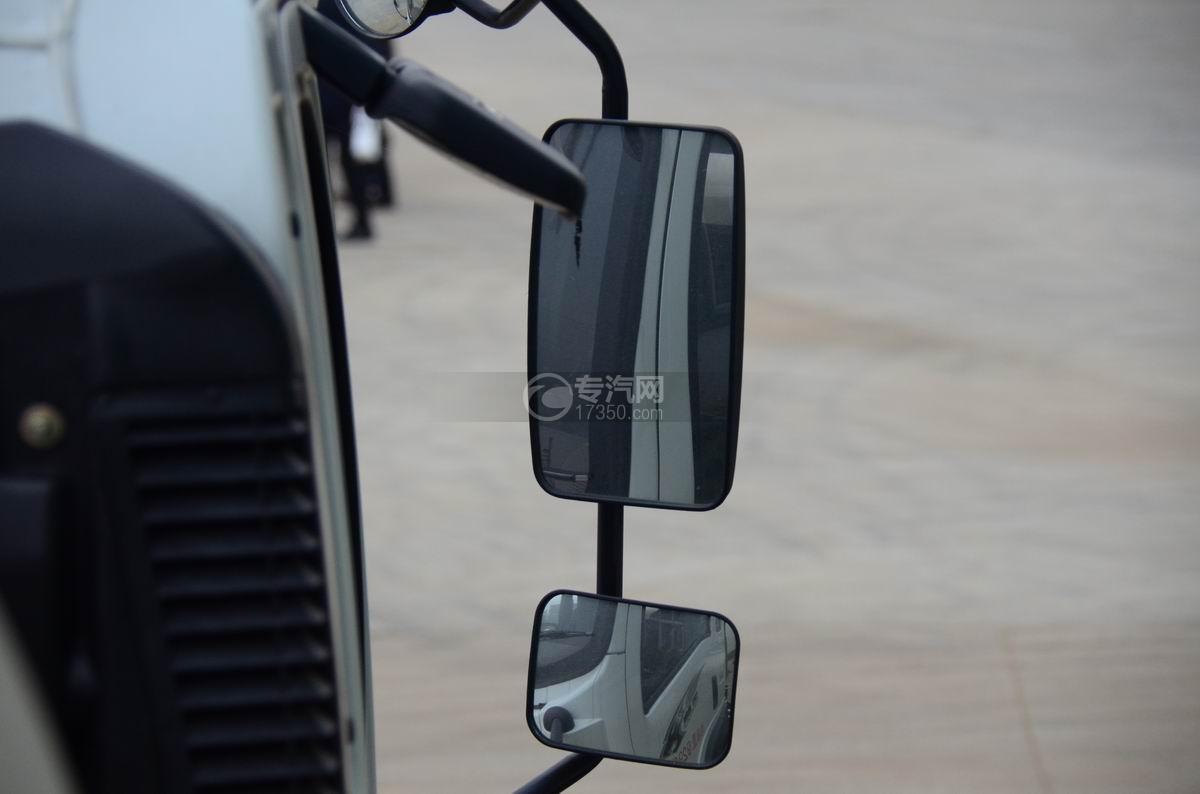 重汽王牌混凝土搅拌车后视镜