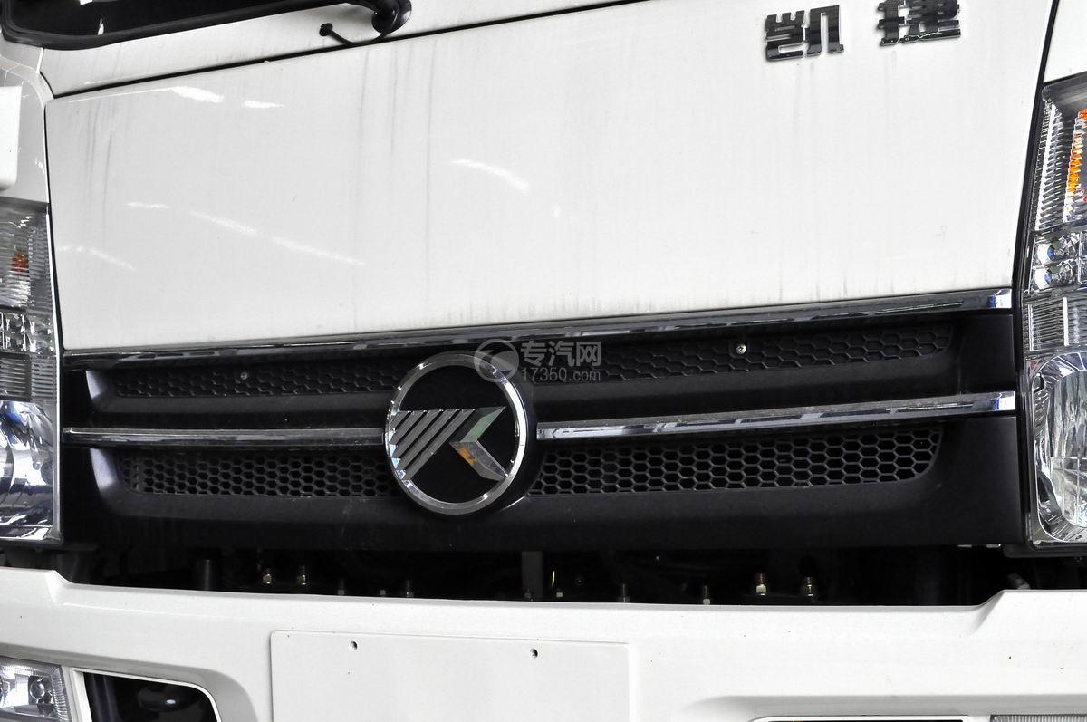 凯马凯捷5-6方自装卸式垃圾车进气格栅