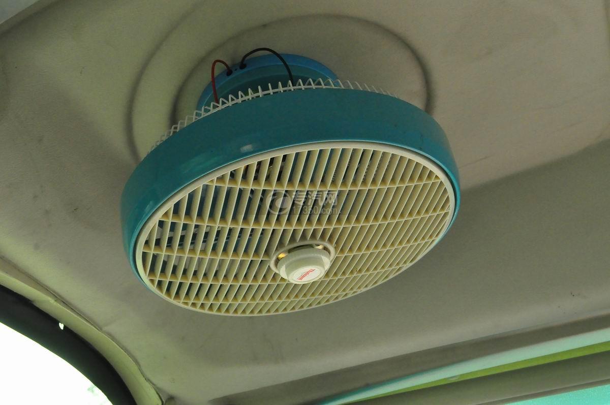 齐鲁23座客车教练车风扇
