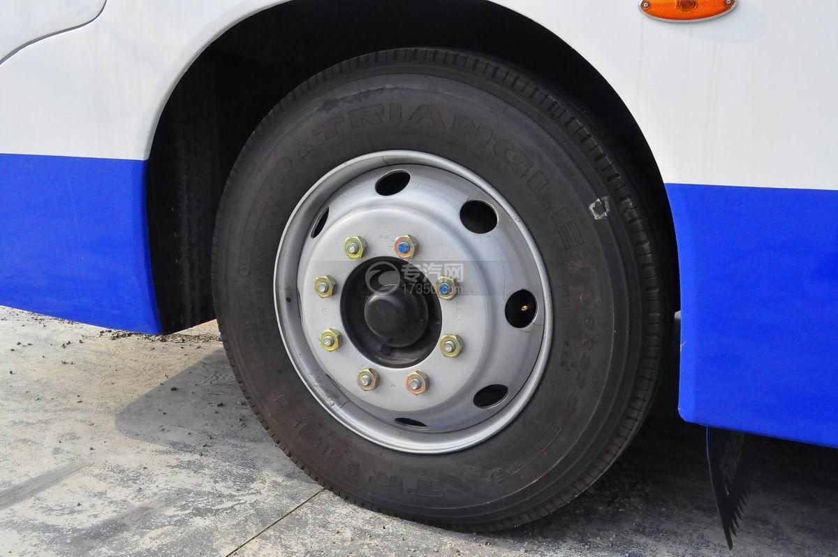 齐鲁23座客车教练车轮胎