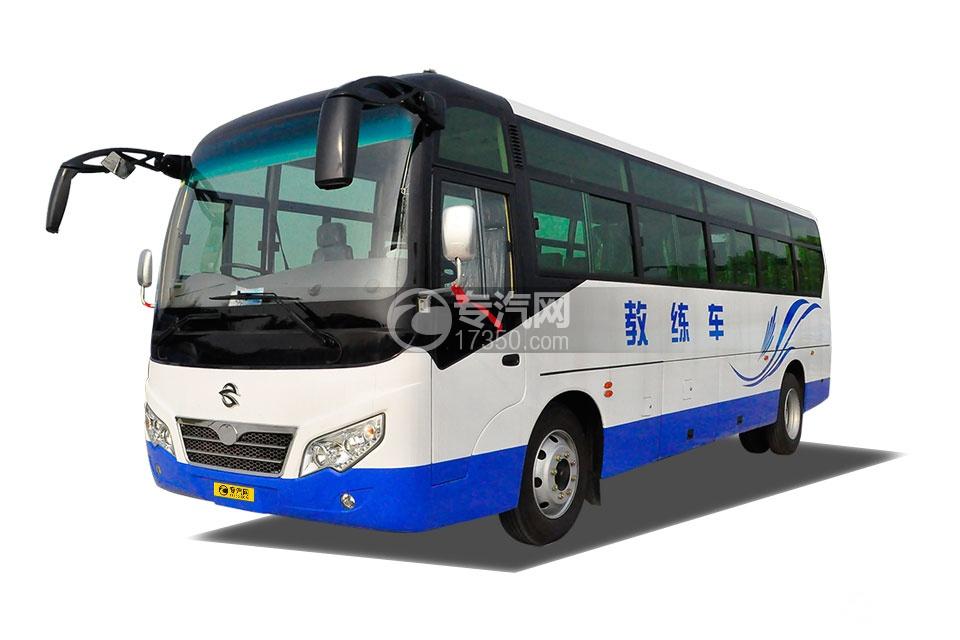 齐鲁23座客车教练车