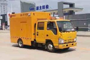 慶鈴五十鈴雙排座救險車