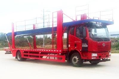 解放J6L单桥轿运车