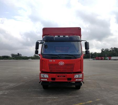 CA5180CCYP62K1L4E5型仓栅式运输车燃油公告参数