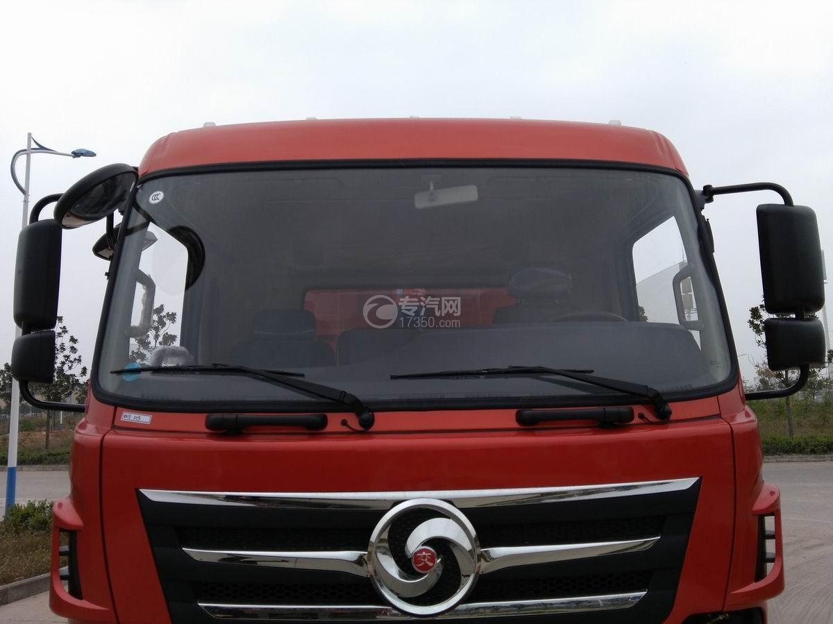 川交CJ3310D5FB前四后八自卸车前挡风玻璃