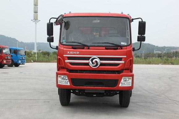 川交4x2自卸:安全可靠、动力强劲、驾乘舒适