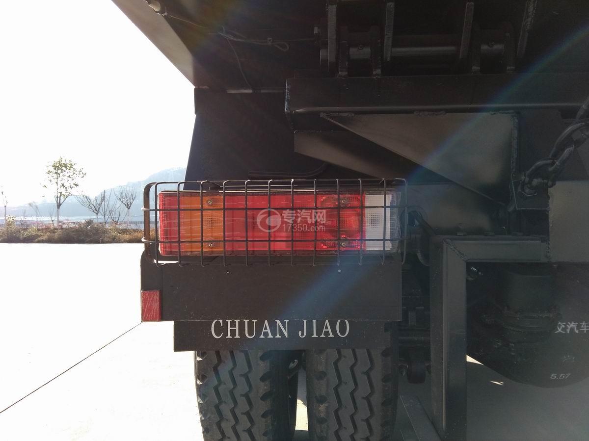 川交CJ3310D5FB前四后八自卸车尾灯