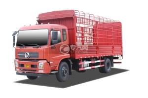 川交CJ5160CCYD5AB單橋4x2倉柵式運輸車