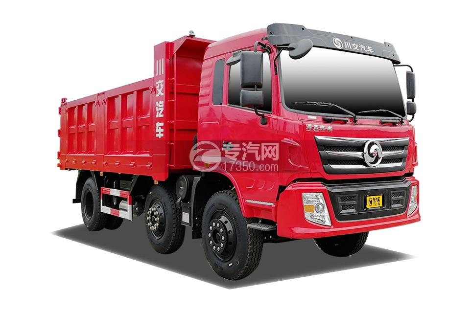 川交CJ3250D5CC6x2自卸车