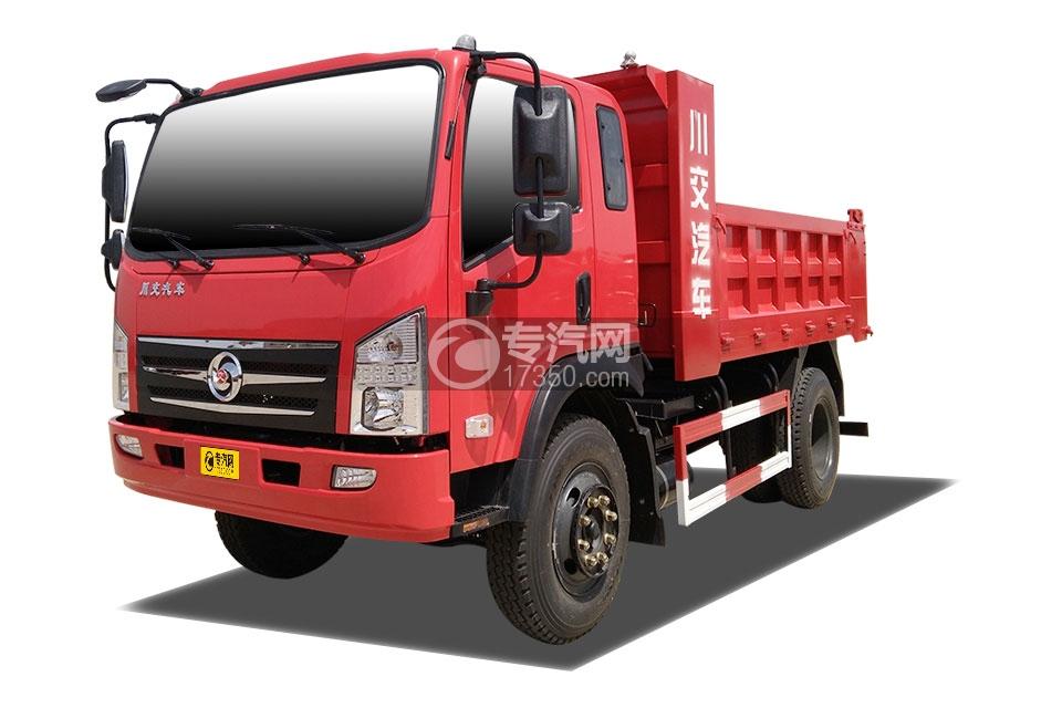 川交CJ3041D5AB4x2自卸车