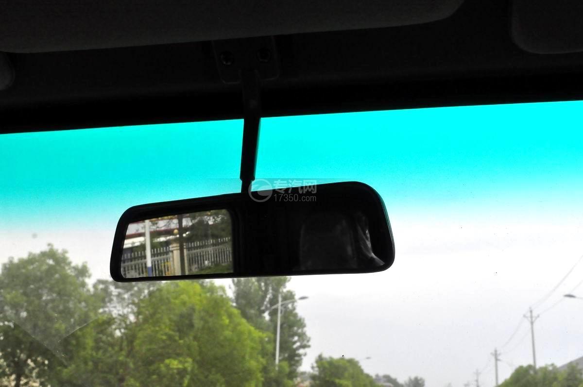 大运奥普力平板运输车后视镜
