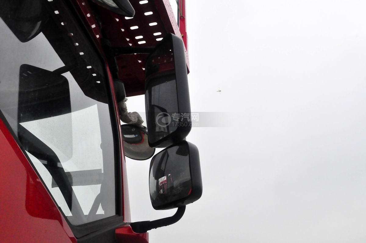 解放J6单桥轿运车后视镜