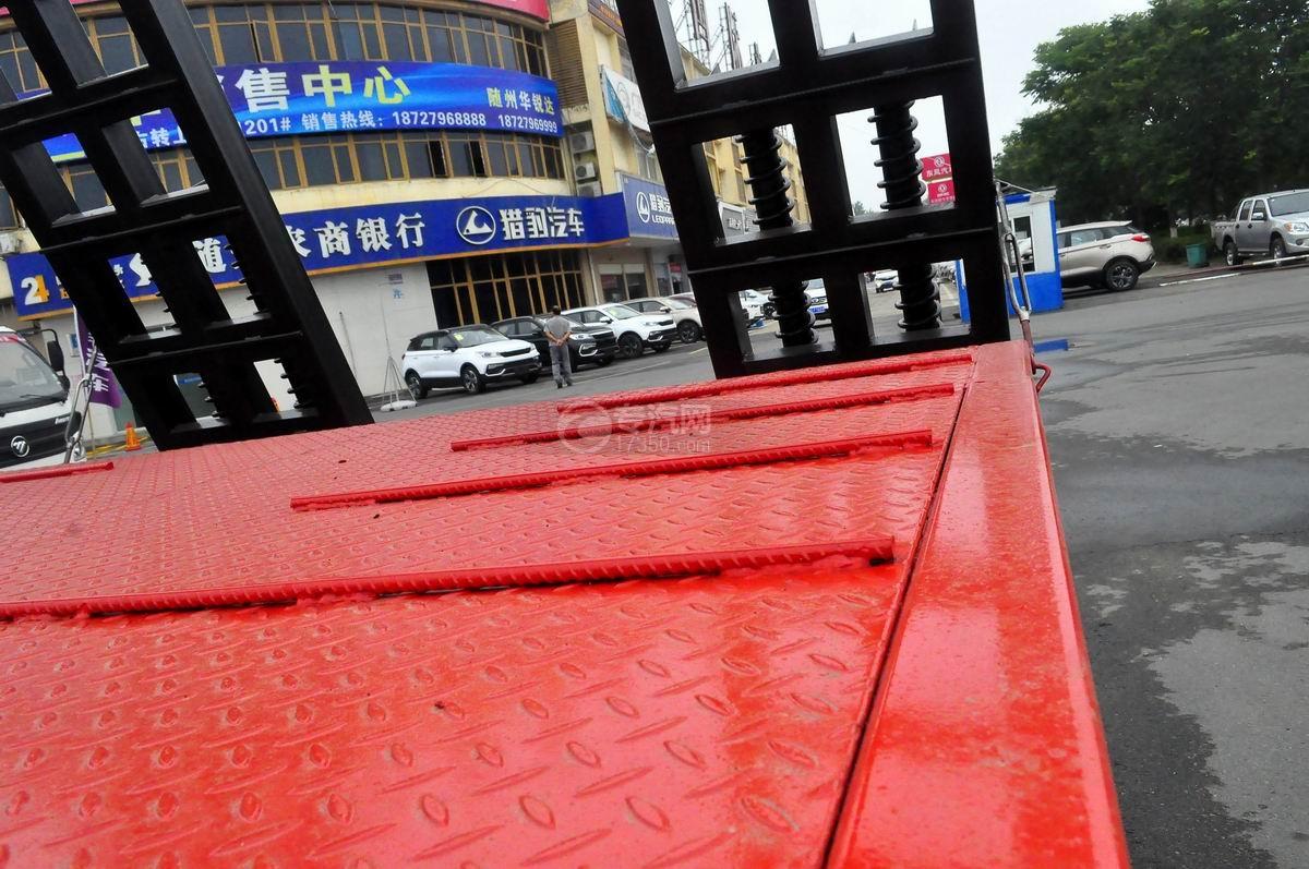 陕汽轩德X6平板运输车防滑板