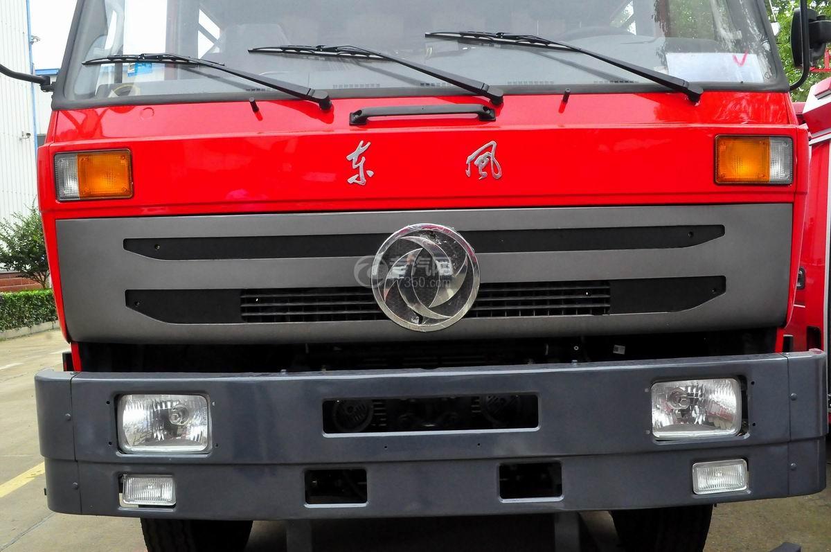 东风153双排水罐消防车进气栅