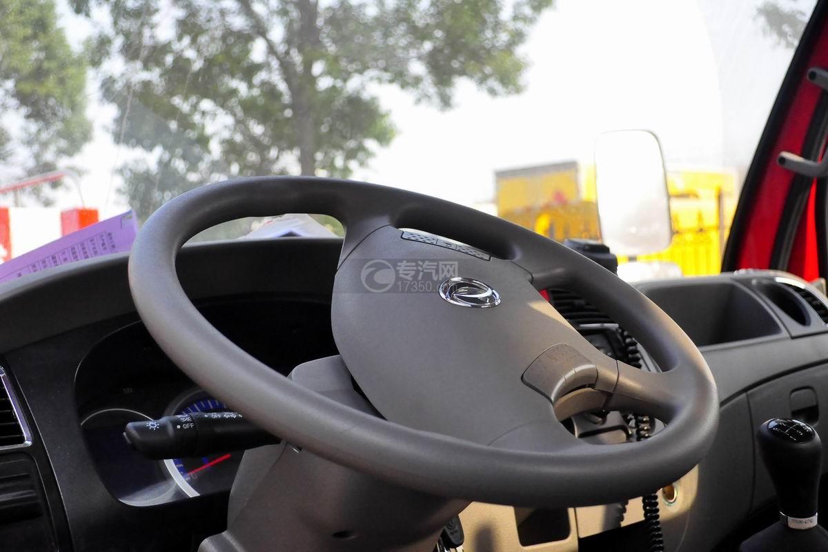 方向盘图多利卡D6单桥水罐消防车