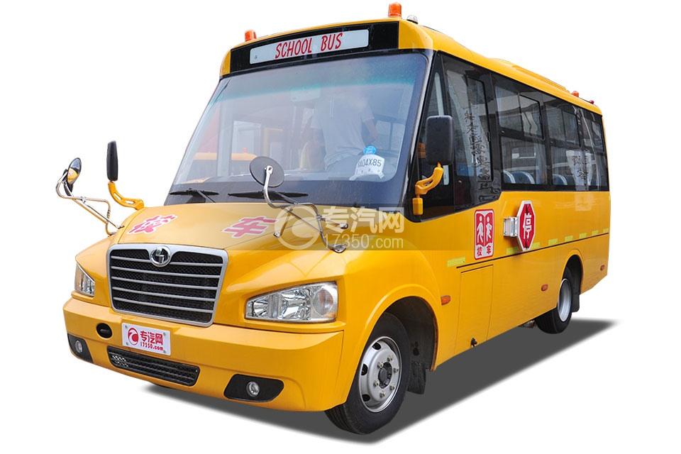 少林36座幼儿园校车全新国五标准
