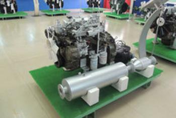 广西玉柴YCD4P4S-170发动机