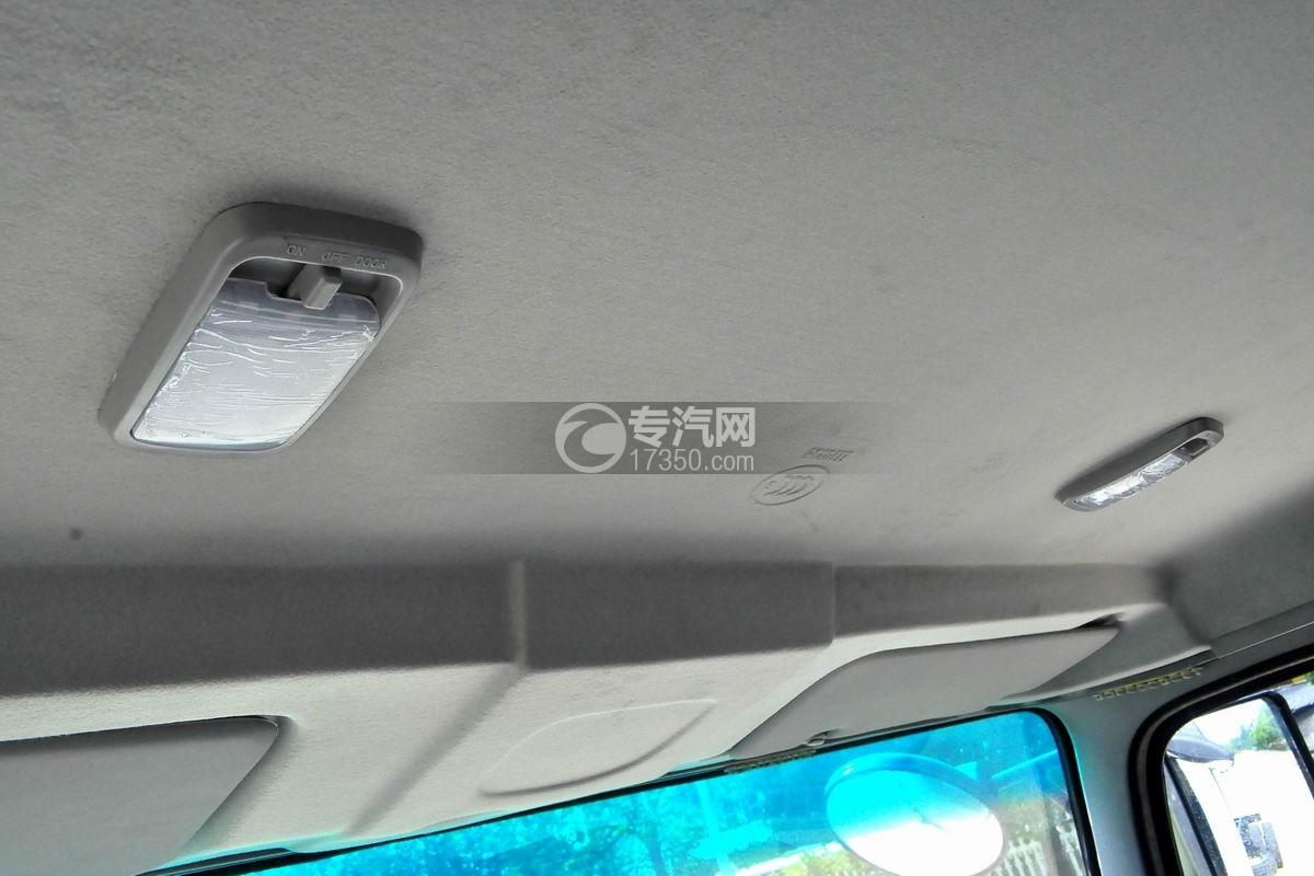 陕汽轩德X6前四后八粉粒物料运输车驾驶室内灯