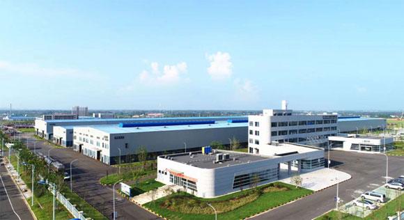 长久专用车(滁州)工厂