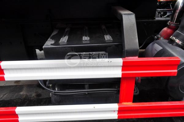 东风锦程11方洒水车蓄电池
