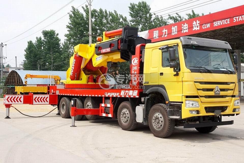 150吨重型随车吊