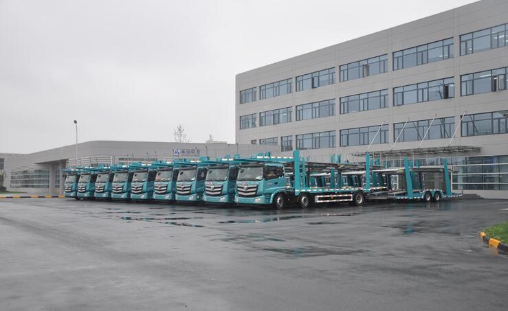 叶茂是因为根深,长久中置轴车辆运输车以技术保安全!