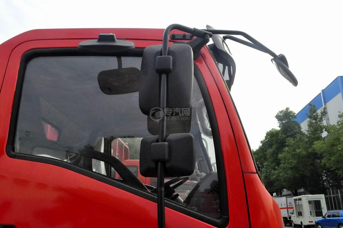 大运征途平板运输车后视镜、补盲镜