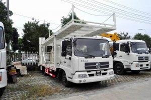 东风天锦单桥轿运车图片