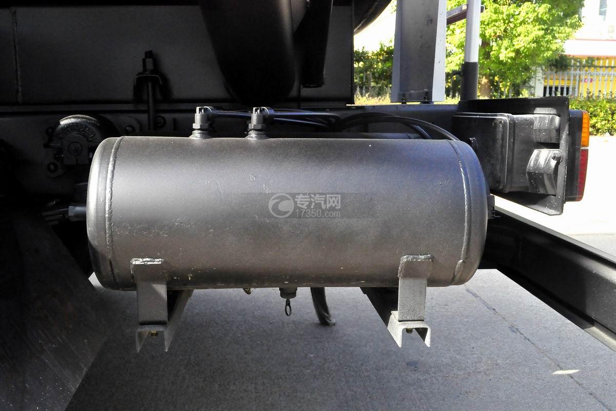 大运奥普力6方加油车储气罐