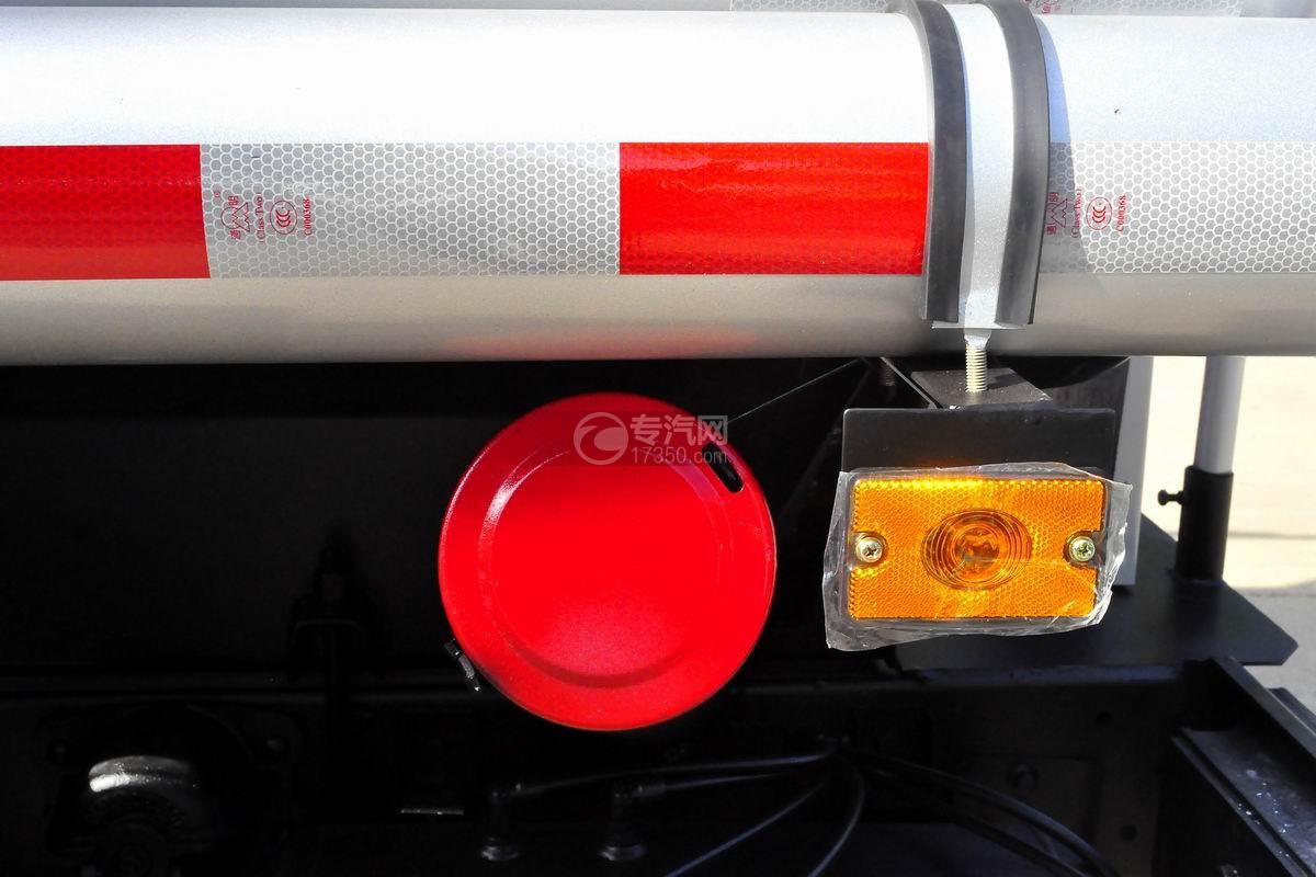 大运奥普力6方加油车细节