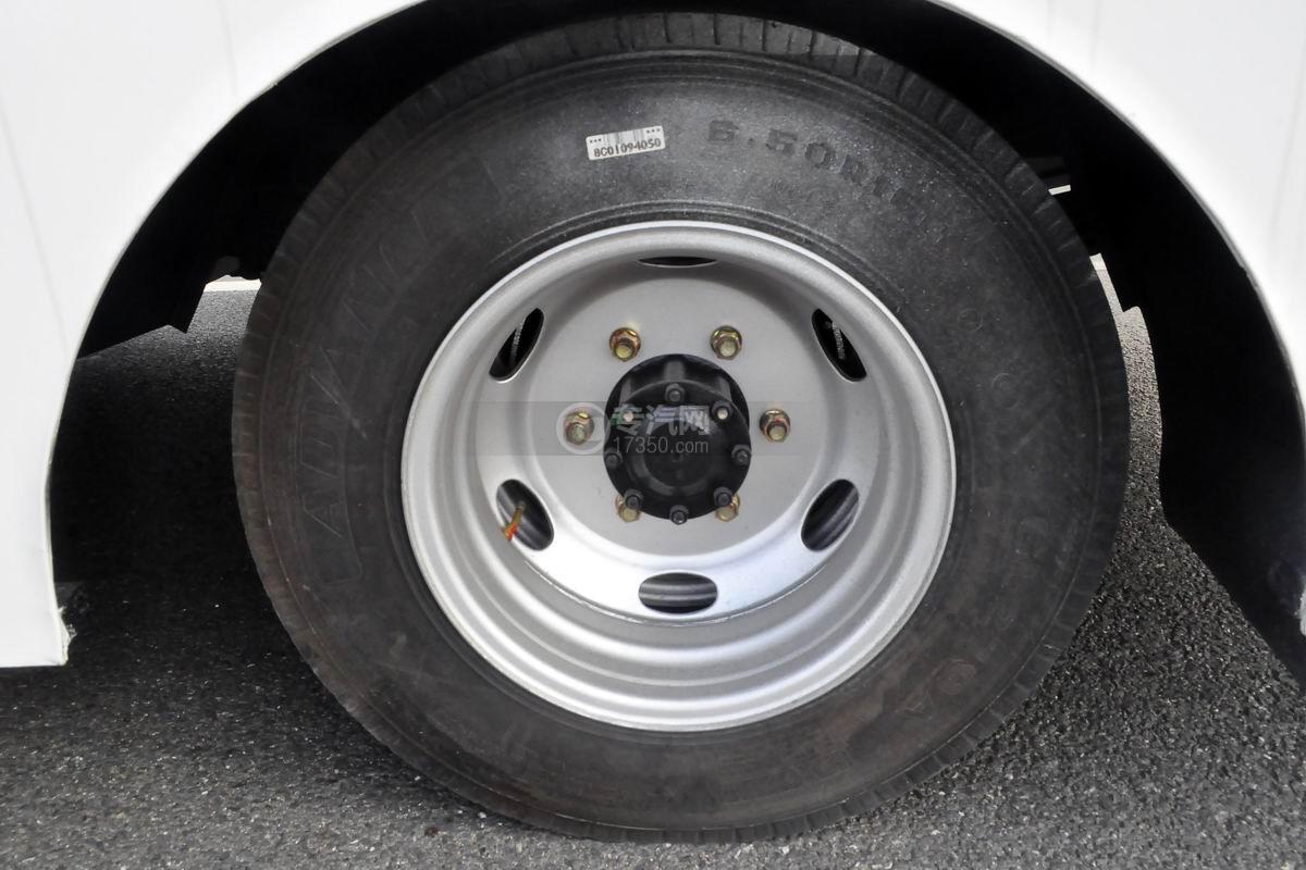 成都大运电动冷藏车轮胎