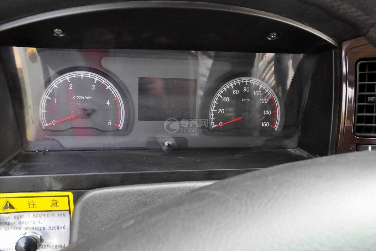 大运奥普力LED广告车转速表
