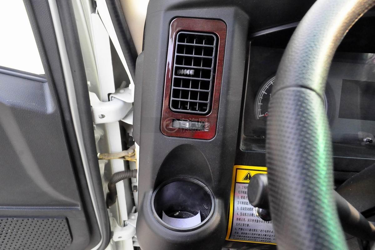 大运奥普力LED广告车空调出风口