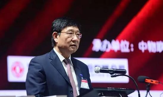 中国物流与采购联合会副会长蔡进先生